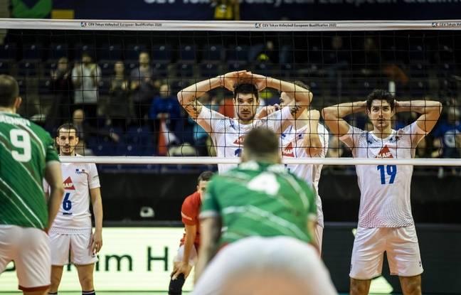 TQO de volley: Battus par la Bulgarie, les Bleus n'ont plus le droit à l'erreur s'ils veulent voir Tokyo