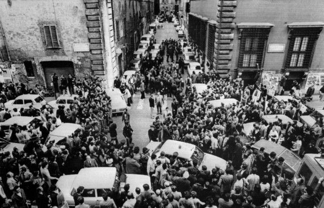 648x415 9 mai 1978 rome jour mort ancien president conseil aldo moro brigades rouges archives