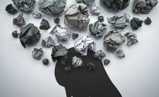 300millions de personnes souffriraient de dépression dans le monde, selon l'OMS.