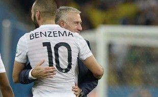 Deschamps a eu de logs échanges avec Benzema avant de décider de réintégrer le Madrilène en équipe de France.