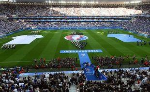 Le stade Matmut a accueilli 5 matches de l'Euro2016.