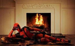Une image promo du film «Deadpool».