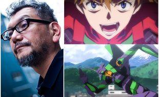 La série «Neon Genesis Evangelion» est indissociable de son créateur Hideaki Anno, qui a décidé de la «refaire» avec les films «Rebuild of Evangelion»