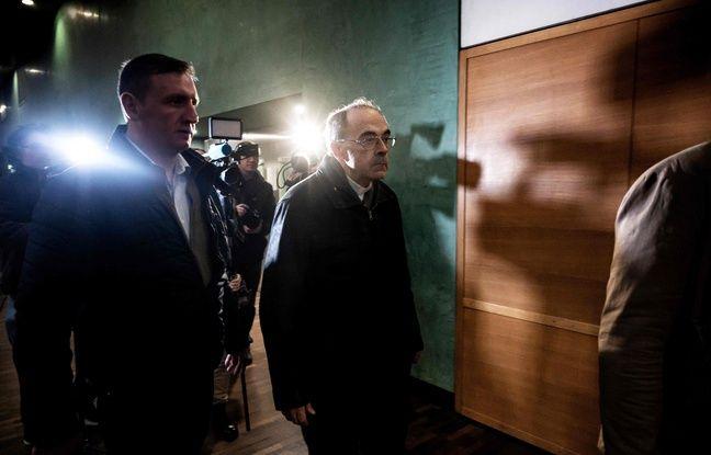 Procès Barbarin: «La douleur des victimes n'est pas le droit», plaide l'avocat du cardinal