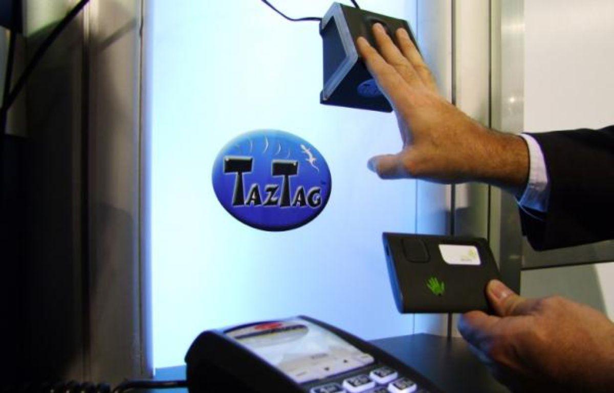 TazTag, fondée en 2008, est une entreprise française spécialiséesdans les solutions sécurisées NFC et Zigbee. – P.BERRY/20MINUTES