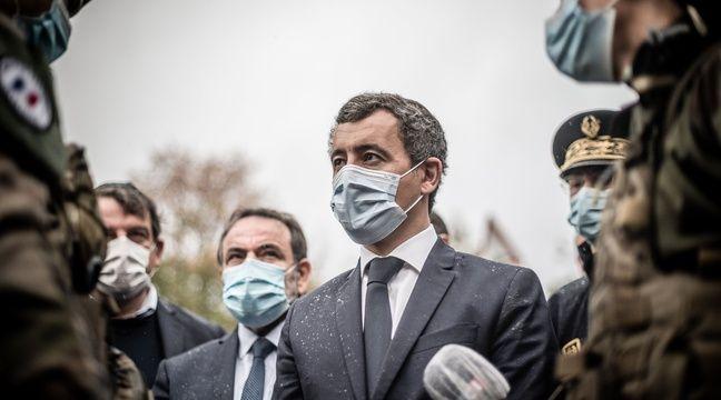 Conflit israélo-palestinien : Darmanin demande d'interdire les manifestations pour la Palestine prévues à Paris samedi