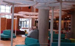 Atrium, un learning center comme à Glasgow.