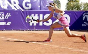 Elina Svitolina l'a emporté ce mardi face à la Polonaise Magda Linette.