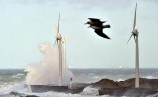 Les raccordements d'éoliennes en France ont diminué de 15% en France en 2013, et sont très en-dessous du niveau nécessaire pour atteindre les objectifs officiels de 2020, a annoncé vendredi la fédération France Energie Eolienne (FEE).