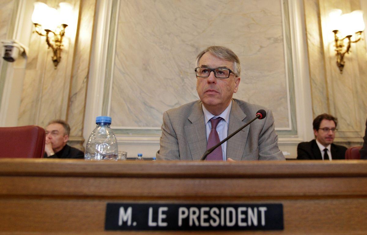 Jean-René Lecerf (UMP), le nouveau président du département du Nord. – M.Libert / 20 Minutes