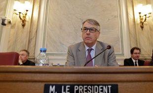 Jean-René Lecerf (UMP), le nouveau président du département du Nord.