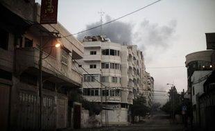 Le cabinet de sécurité du Premier ministre israélien Benjamin Netanyahu, constitué des principaux ministres, s'est réuni lundi soir pour examiner une proposition égyptienne de trêve avec les groupes armés palestiniens de Gaza, a indiqué la radio publique.