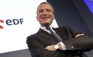 Henri Proglio, le 14 février 2013 à Paris.