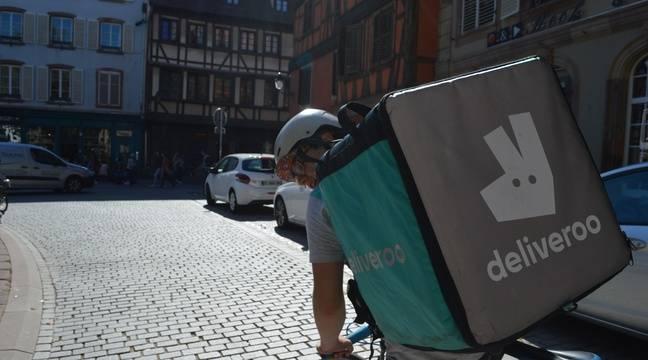 Deliveroo condamné pour la première fois en France pour travail dissimulé
