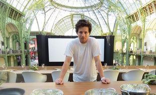 Jean Imbert met les petits plats dans les grands sous la nef du Grand Palais pour Cinema Paradiso