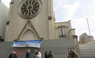 Les travaux préparatifs à la démolition ont été stoppés nets par le maire du XVe arrondissement, mardi. Une veille est organisée pour éviter tout reprise du chantier.