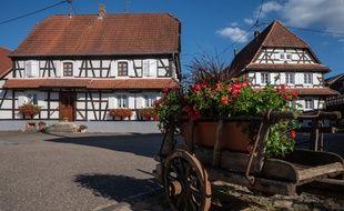 C'est mignon quand même l'Alsace