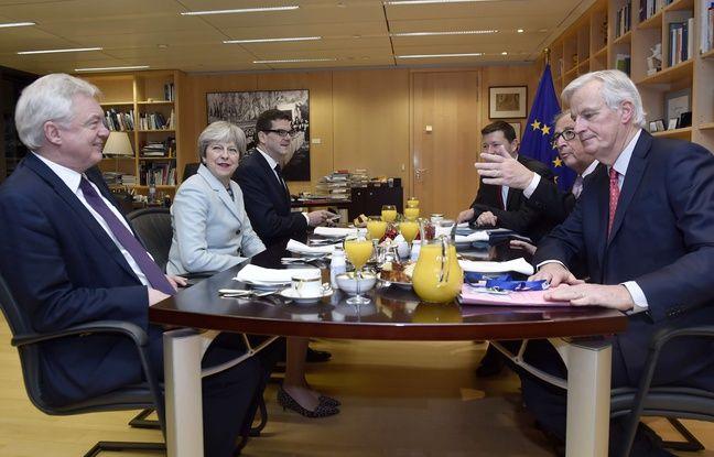 nouvel ordre mondial   Brexit: Quatre questions pour comprendre l'accord trouvé vendredi