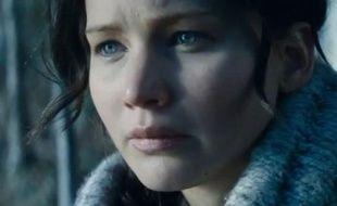 Jennifer Lawrence dans le teaser d'Hunger Games 2.