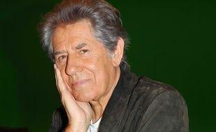 Philippe Gildas en 2010 lors de l'enregistrement «Les Grands du Rire», sur FR3.