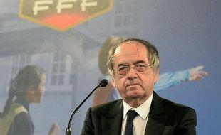 Noël Le Graët a prévu d'appeler le président Michel Auray dans les heures à venir pour avoir une explication.