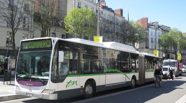 nantes m tropole va acheter 80 nouveaux bus articul s. Black Bedroom Furniture Sets. Home Design Ideas