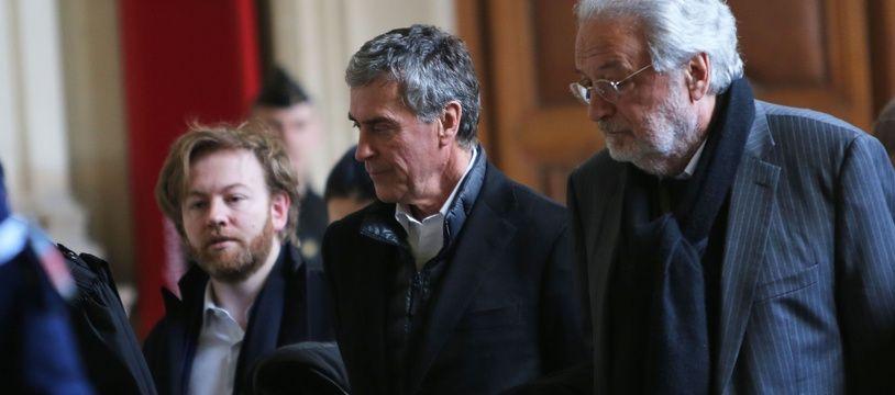 Jérôme Cahuzac, lors de son procès en appel, lundi 12 février.