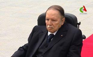 Le président algérien Bouteflika.