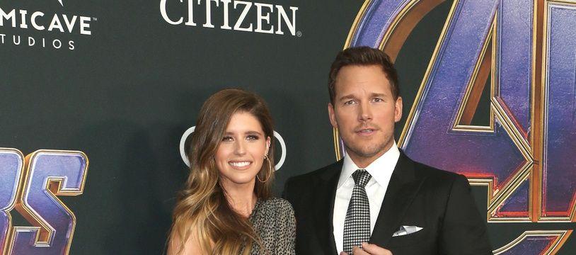Les époux Katherine Schwarzenegger et Chris Pratt