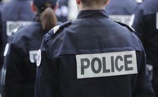 Illustration: police en France.