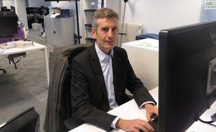 Alain Krakovitch, directeur transilien, répond aux questions des internautes lors d'un chat chez 20 Minutes, le 30 mars 2016.