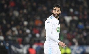 Adil Rami se tient prêt à remplacer Laurent Koscileny en équipe de France pour la Coupe du monde en Russie.