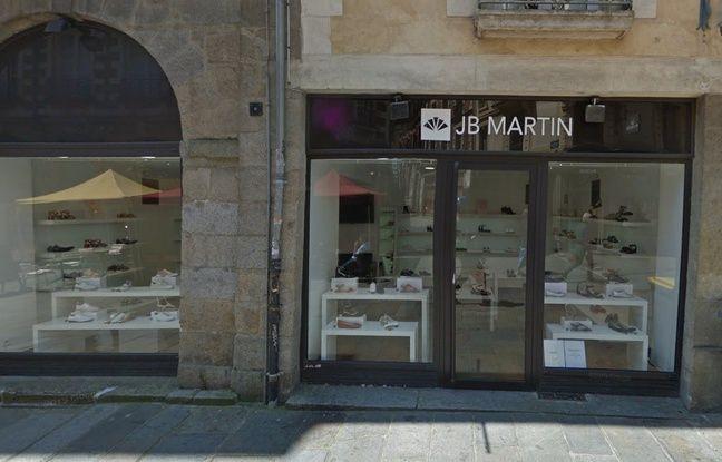Bretagne: Le chausseur JB Martin placé en liquidation judiciaire