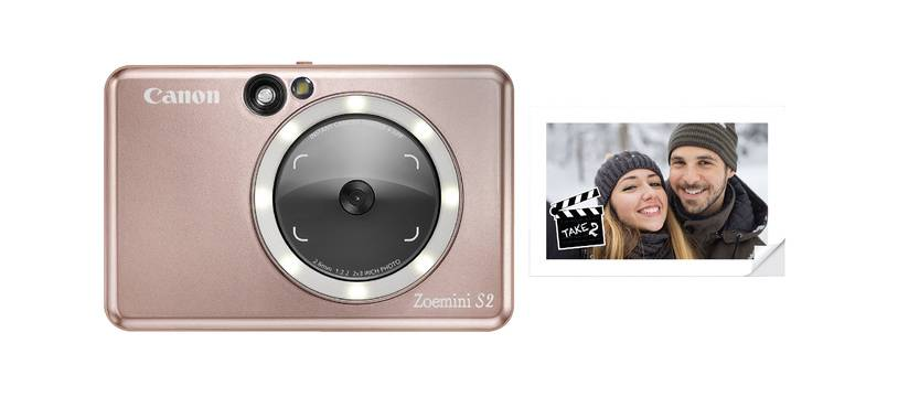L'appareil photo/imprimante Zoemini 2 lancé à 169,99 euros.