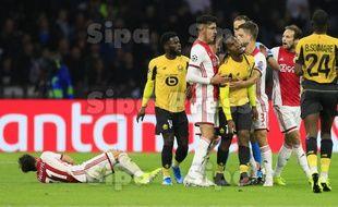 Renato Sanches avait symbolisé les difficultés lilloises contre l'Ajax.