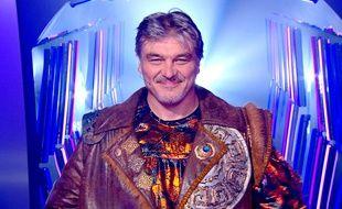 David Douillet dans Mask Singer sur TF1