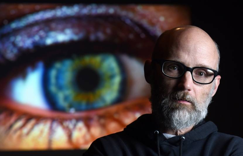VIDEO. Moby reversera les profits de son nouvel album à des œuvres caritatives