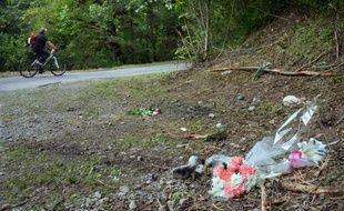 Le cycliste de 45 ans abattu dans la tuerie de Chevaline (Haute-Savoie), Sylvain Mollier, un père de famille discret selon les habitants de sa ville savoyarde, fait figure de victime oubliée, alors que les corps devaient être rendus rapidement aux familles.