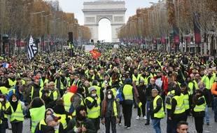 Un peu plus de 106.000 manifestants ont été recensés le 24 novembre dans toute la France par le ministère de l'Intérieur.