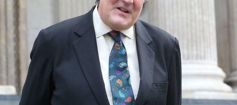 L'acteur Stephen Fry