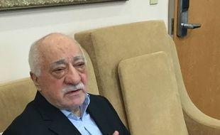 L'opposant turc Fethullah Gülen le 18 juillet 2016