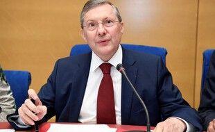 Le rapporteur du projet de loi, je sénateur LR Philippe Bas.