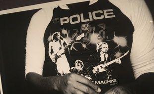 Les années Police, photographiées par Andy Summers.
