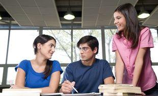 Photo d'illustration d'étudiants