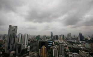 La ville de Bangkok, en Thailande.