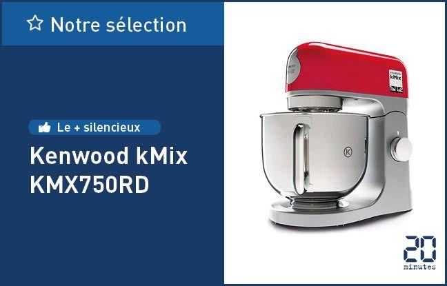 kMix KMX750RD, de Kenwood