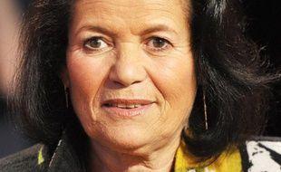 Fatiha Djegaoud, la pharmacienne niçoise de l'émission «Paroles de Français», le 10 février 2011.