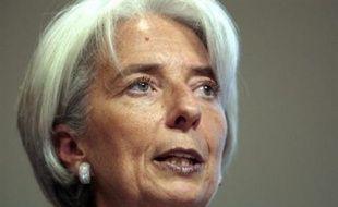 """La ministre de l'Economie et de l'Emploi Christine Lagarde a indiqué dimanche sur Canal+ que le nombre de demandeurs d'emploi supplémentaires inscrits à l'ANPE en août était """"autour de 40.000""""."""