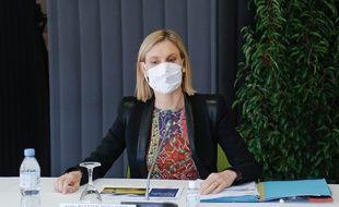 La ministre Agnès Pannier-Runacher.