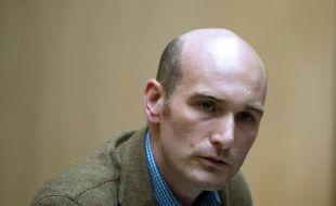 Le journaliste Nicolas Hénin.